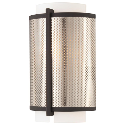 George Kovacs Lighting, Inc. - Mainly Mesh Wall Sconce - P920-684