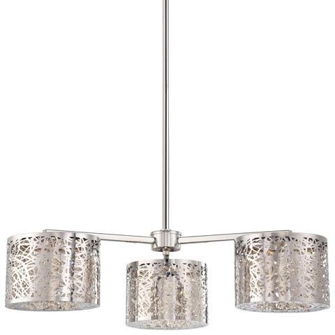 George Kovacs Lighting, Inc. - Hidden Gems LED Chandelier - P983-077-L