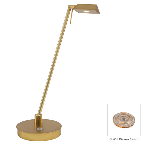 Image of One Light LED Pharmacy Table Lamp