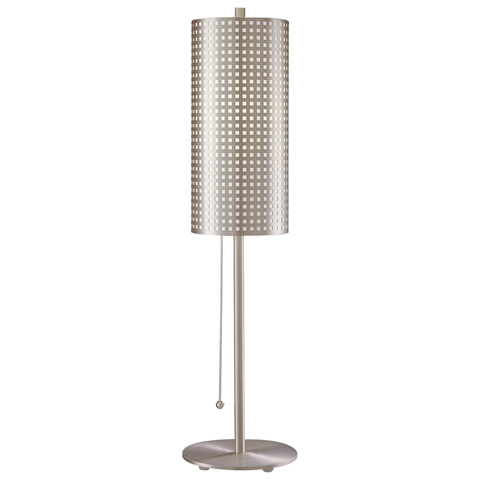 Image of Grid One Light Table Lamp