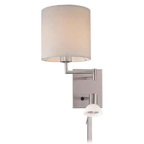 Image of George's Reading Room Convertible Wall Lamp