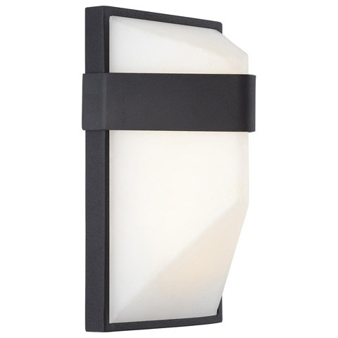 Image of Wedge LED Pocket Lantern Wall Sconce