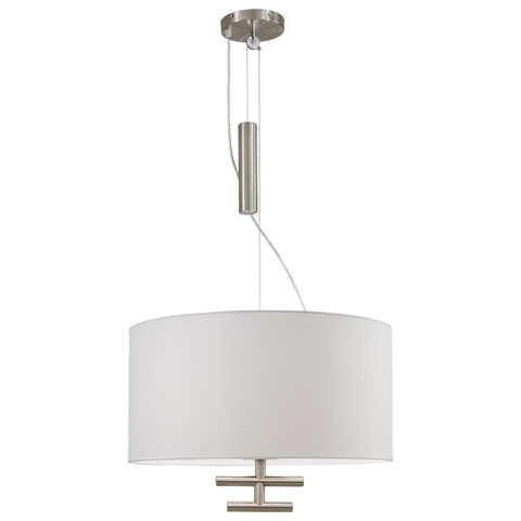 Image of Counter Weights Three Light Pendant
