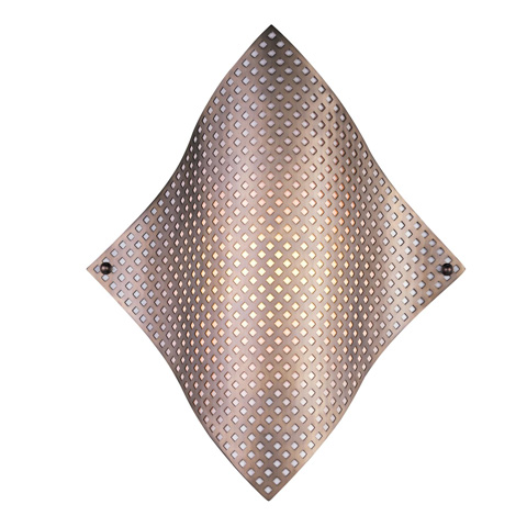 Image of Grid One Light Wall Sconce