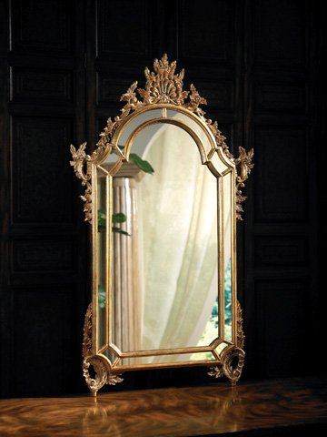 Image of Baroque Mirror