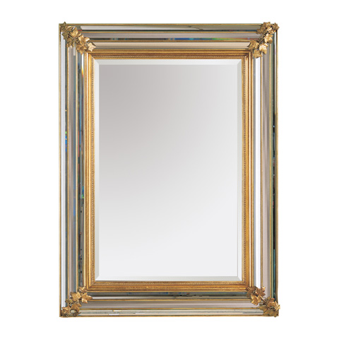 La Barge - Rectangular Mirror - EM0461