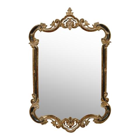 La Barge - Traditional 18-Century Mirror - EM1003