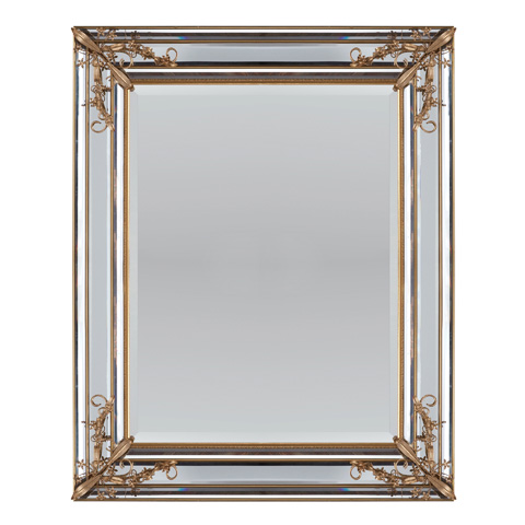 Image of Rectangular Mirror