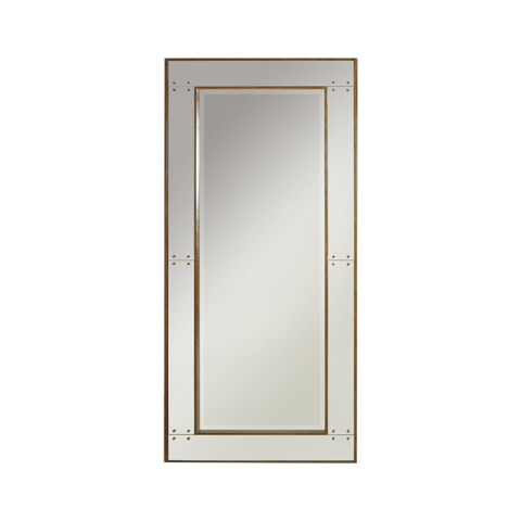 La Barge - Painted Resort Finished Mirror - LM2513