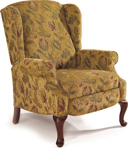 Lane Home Furnishings - Heathgate High-Leg Recliner - 2579