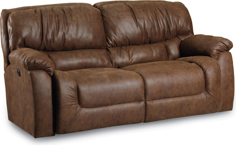 Image of Orlando Power Double Reclining Sofa