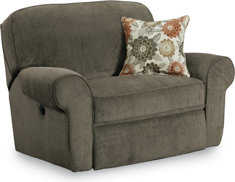 Image of Megan Power Snuggler Recliner