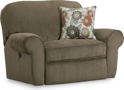 Lane Home Furnishings - Molly Snuggler Power Recliner - 357-94