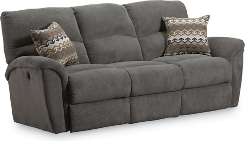Lane Home Furnishings - Grand Torino Double Reclining Sofa - 230-39
