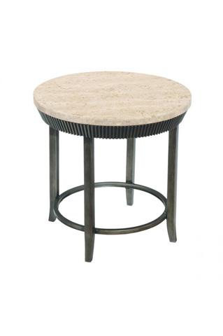 Laurel House Designs, Llc - Round End Table - 131835-00
