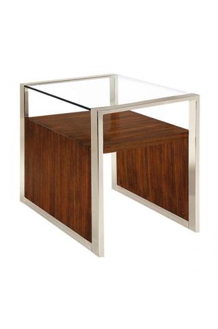 Laurel House Designs, Llc - Rectangular End Table - 177520-00