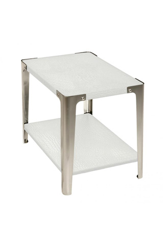 Laurel House Designs, Llc - Rectangular End Table - 193723-11