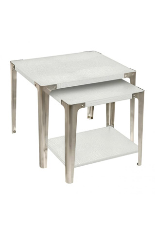 Laurel House Designs, Llc - Nesting Tables - 193730-11