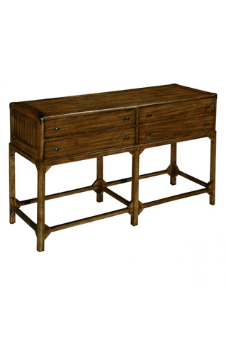 Laurel House Designs, Llc - Storage Console Table - 200242-00