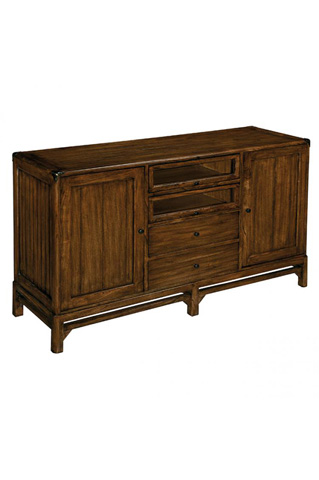 Image of Entertainment Console Table