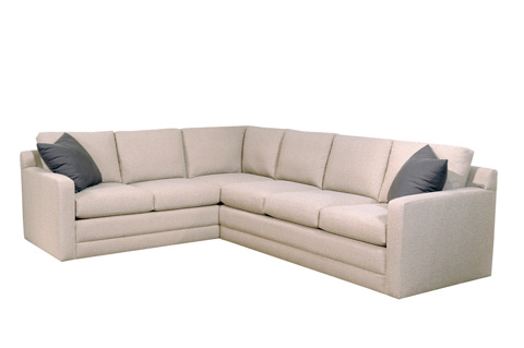 Lazar - Broadway Sectional - 122718L, 122717R