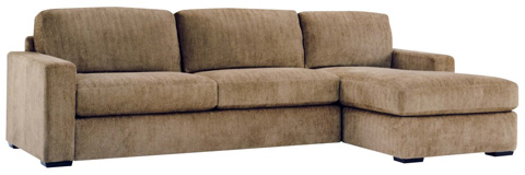 Lazar - Sutton Place II Sofa - 106581XL/, 106566R/