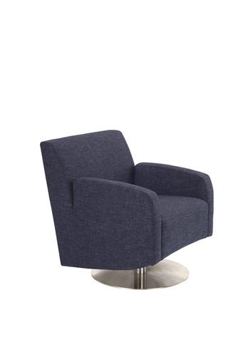 Lazar - Pilot Swivel Chair - 119304C