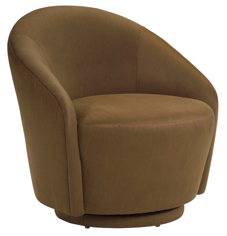 Lazar - Petite Swivel Chair - 4005