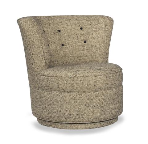 Lazar - Cortland Swivel Chair - 110804SW