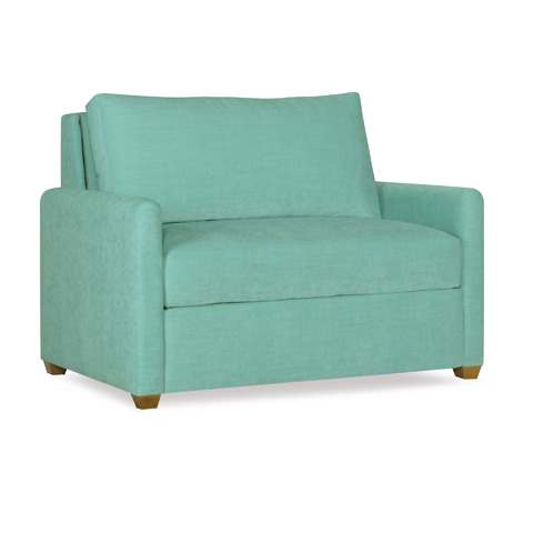 Lazar - Somerset Chair and a Half with Sleeper - 770058/