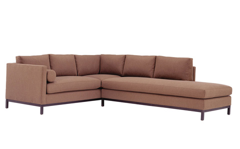 Lazar - York Two Piece Sectional - MM570090L/, MM570082R/
