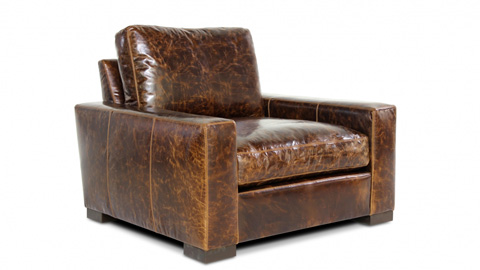 Image of Brentwood Leather Chair