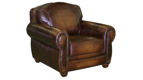 Image of Astley Leather Chair