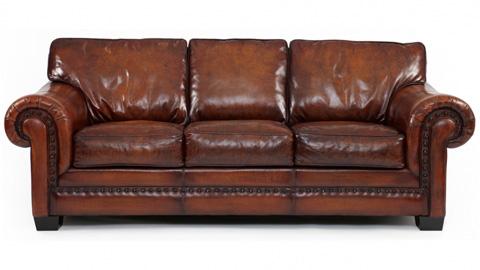 Image of Gowan Leather Sofa