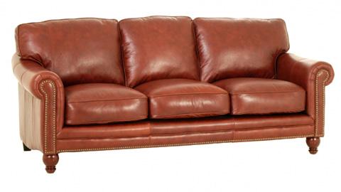 Image of Chorlton Leather Sofa