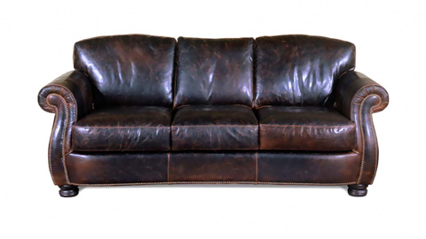 Image of Lea Leather Sofa