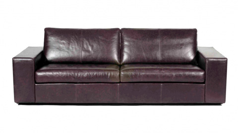 Image of Frome Leather Sofa