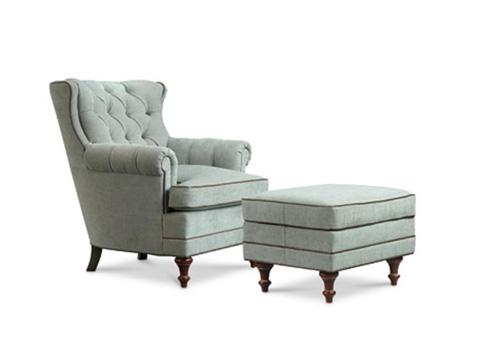 Leathercraft - Winston Chair - 1211-18