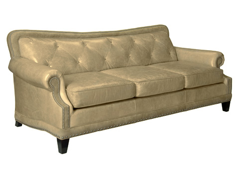 Leathercraft - Gisele Sofa - 1330-18