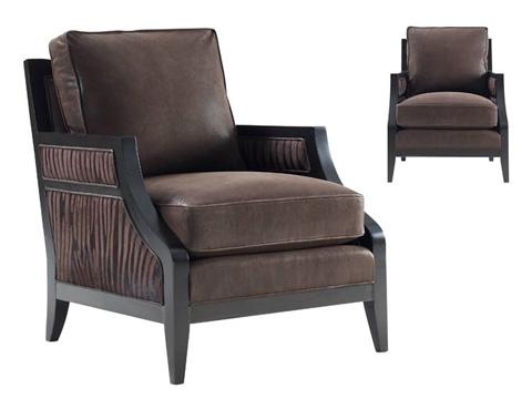 Leathercraft - Beckett Upholstered Arm Chair - 1602-UA