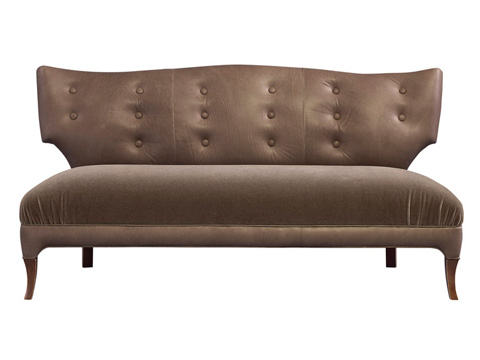 Leathercraft - Claire Settee - 1715