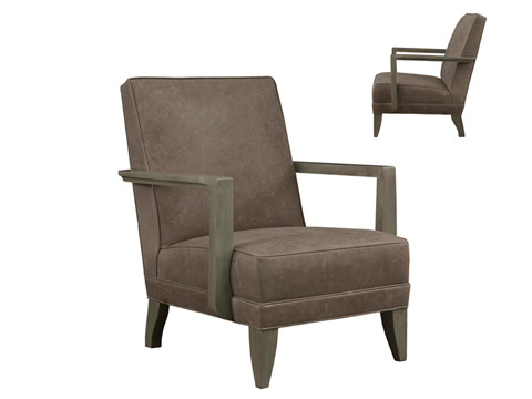 Leathercraft - Murphy Chair - 1752