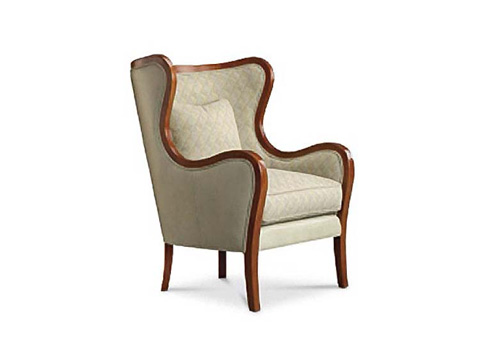 Leathercraft - Adair Wing Chair - 1822