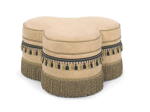 Leathercraft - Tribecca Ottoman - 193