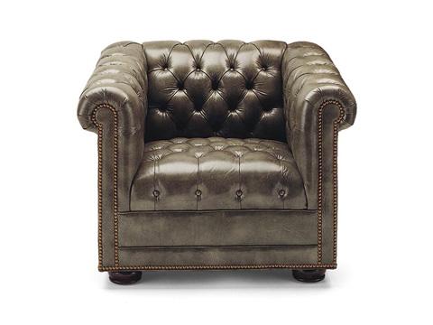 Leathercraft - Churchill Lounge Chair - 2072-38