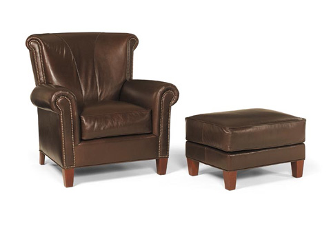 Leathercraft - Gillham Chair - 2142