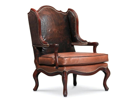 Leathercraft - Benedict Wing Chair - 2242