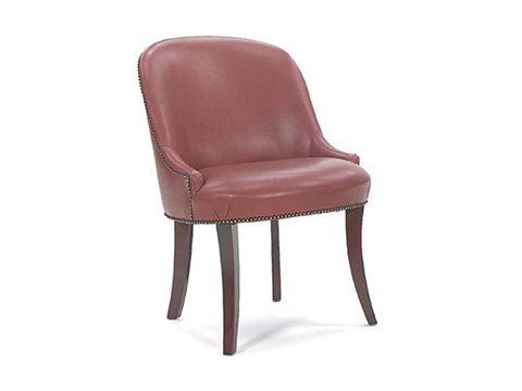 Leathercraft - Scarlette High Leg Chair - 2352H