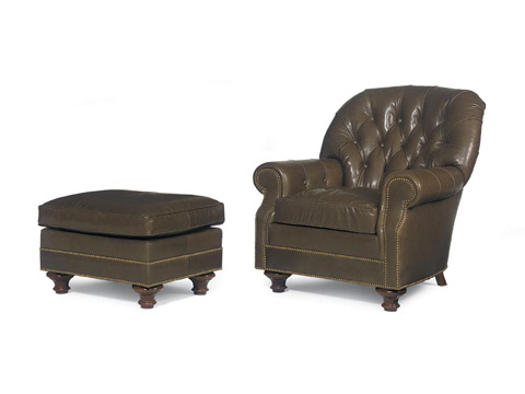 Leathercraft - Colette Chair - 2372