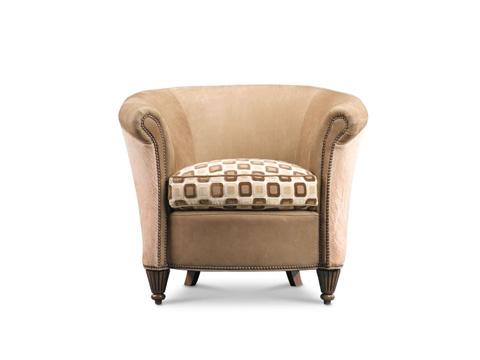 Leathercraft - Antoinette Chair - 2422